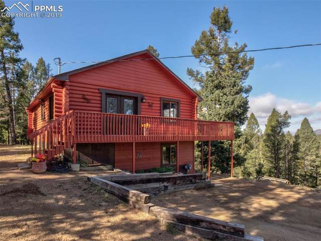 383 Candle Lake Drive, Divide, CO 80814 (#7819385) :: The Peak Properties Group