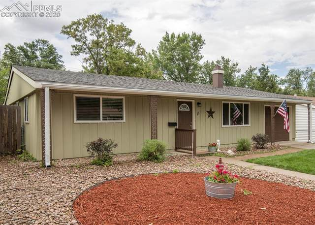 11 S Brentwood Drive, Colorado Springs, CO 80910 (#7821445) :: Finch & Gable Real Estate Co.