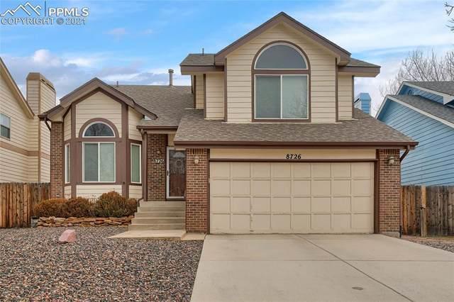 8726 Bellcove Circle, Colorado Springs, CO 80920 (#7822755) :: The Kibler Group