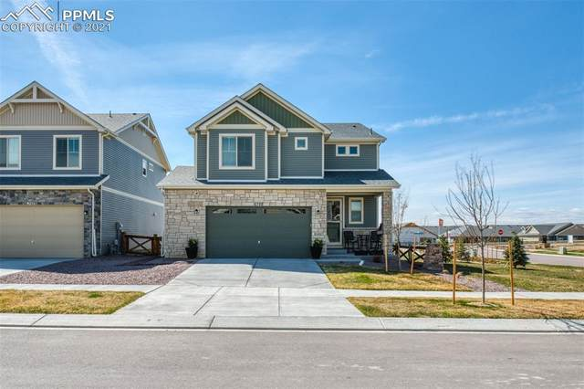 6398 Moate Lane, Colorado Springs, CO 80927 (#7822915) :: The Gold Medal Team with RE/MAX Properties, Inc