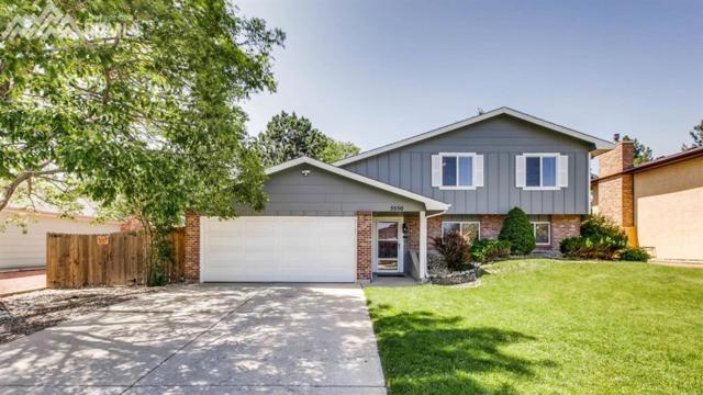 5550 Lantana Circle, Colorado Springs, CO 80915 (#7826555) :: The Peak Properties Group