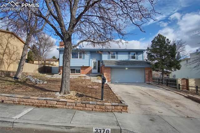 3370 Montebello Drive, Colorado Springs, CO 80918 (#7826682) :: The Daniels Team