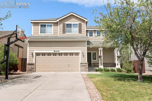14174 Albatross Drive, Colorado Springs, CO 80921 (#7829247) :: The Treasure Davis Team