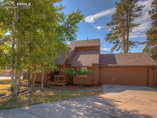 411 E Henrietta Avenue, Woodland Park, CO 80863 (#7830246) :: Springs Home Team @ Keller Williams Partners