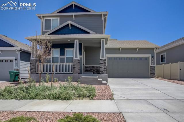1661 Little Overlook Street, Colorado Springs, CO 80910 (#7835367) :: The Hunstiger Team