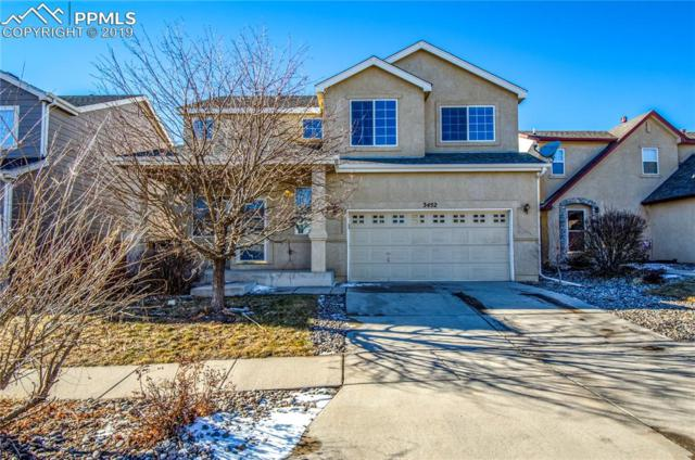 3452 Tail Spin Drive, Colorado Springs, CO 80916 (#7837190) :: The Hunstiger Team