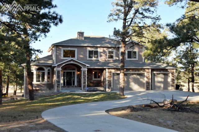 4180 Slash Pine Drive, Colorado Springs, CO 80908 (#7844569) :: The Hunstiger Team
