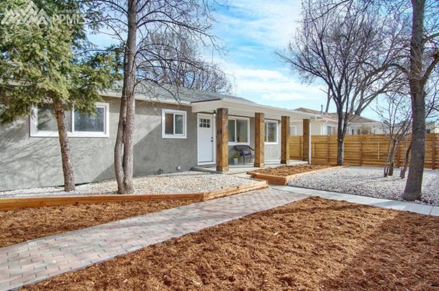 1306 E Uintah Street, Colorado Springs, CO 80909 (#7847299) :: The Peak Properties Group