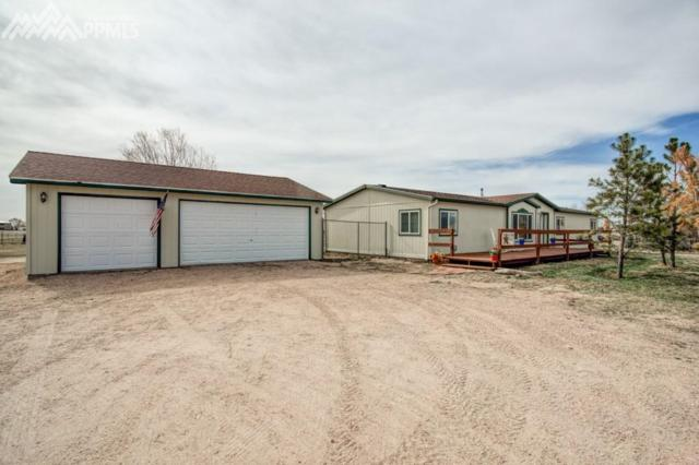13660 Cottontail Drive, Peyton, CO 80831 (#7847734) :: Action Team Realty