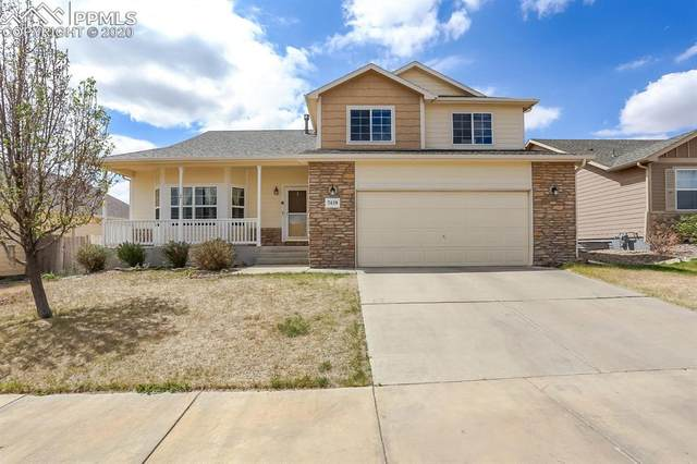 7439 Willow Pines Place, Fountain, CO 80817 (#7849983) :: Tommy Daly Home Team