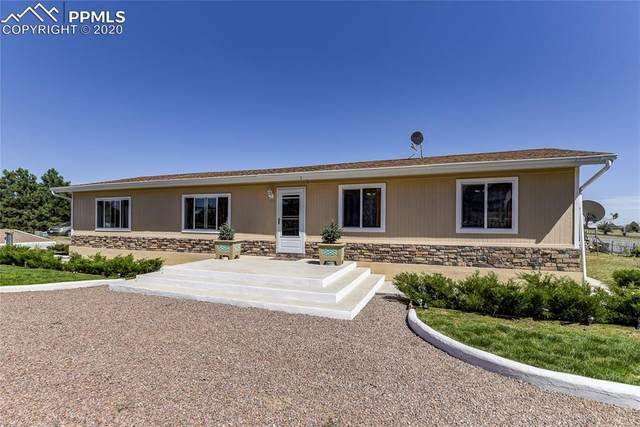 4555 Wileys Road, Peyton, CO 80831 (#7852471) :: Tommy Daly Home Team