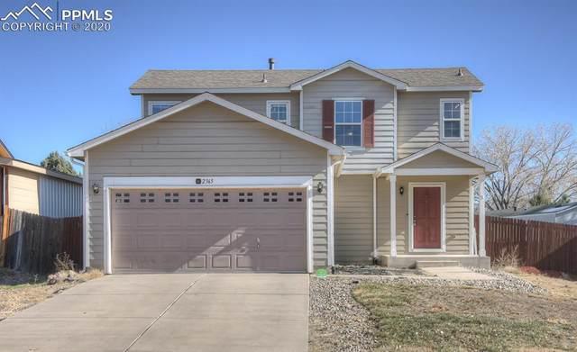 2365 Lexus Drive, Colorado Springs, CO 80910 (#7853903) :: 8z Real Estate