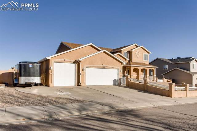 447 Assay Court, Colorado Springs, CO 80905 (#7854754) :: Tommy Daly Home Team