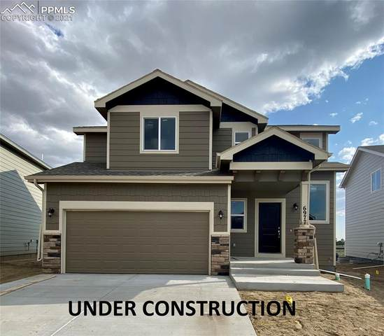 971 Pickfair Drive, Colorado Springs, CO 80915 (#7860037) :: The Treasure Davis Team
