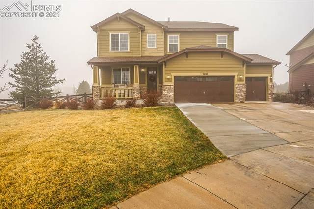 7102 Laurel Cherry Court, Colorado Springs, CO 80927 (#7861333) :: Hudson Stonegate Team