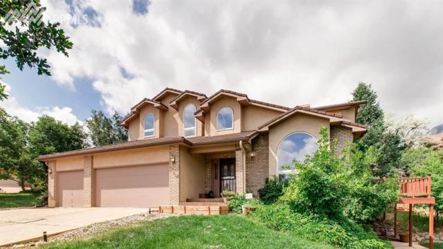 4140 Regency Drive, Colorado Springs, CO 80906 (#7861421) :: The Hunstiger Team