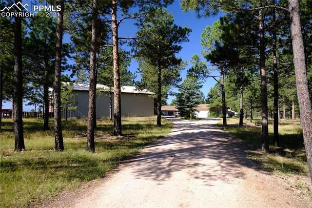 13440 Ward Lane, Colorado Springs, CO 80908 (#7861436) :: The Dixon Group