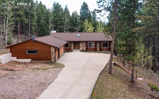 1240 Charwest Drive, Woodland Park, CO 80863 (#7861951) :: Fisk Team, RE/MAX Properties, Inc.