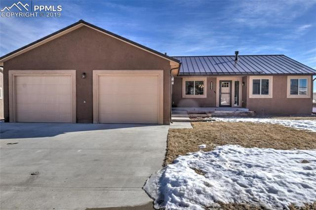 1124 Monument Street, Calhan, CO 80808 (#7862850) :: The Peak Properties Group