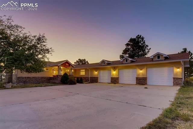 1305 Apex Road, Franktown, CO 80116 (#7862973) :: 8z Real Estate