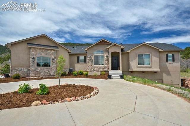 4591 Red Rock Ranch Drive, Monument, CO 80132 (#7863678) :: Dream Big Home Team | Keller Williams