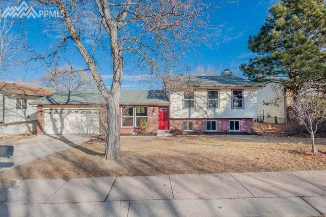 2640 Roundtop Drive, Colorado Springs, CO 80918 (#7864910) :: Jason Daniels & Associates at RE/MAX Millennium