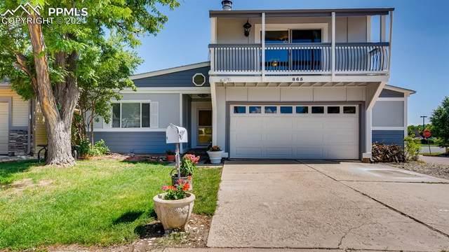 865 San Antonio Place, Colorado Springs, CO 80906 (#7865080) :: The Artisan Group at Keller Williams Premier Realty