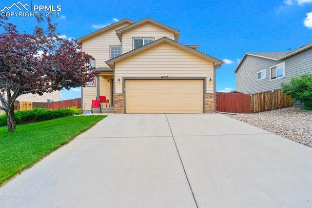 6723 Passing Sky Drive, Colorado Springs, CO 80911 (#7865331) :: Action Team Realty