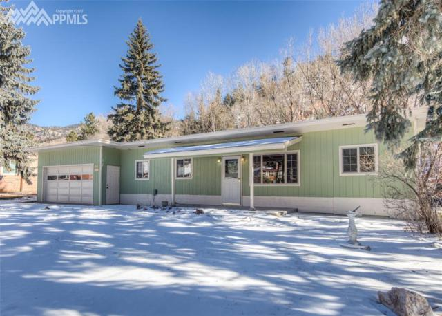 10782 Ute Pass Avenue, Green Mountain Falls, CO 80819 (#7867515) :: The Peak Properties Group