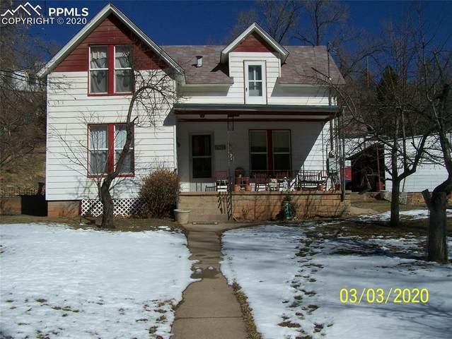 214 Ruxton Avenue, Manitou Springs, CO 80829 (#7871800) :: Colorado Home Finder Realty