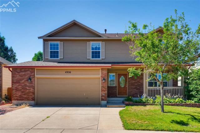 4956 Butterfield Drive, Colorado Springs, CO 80923 (#7873659) :: The Hunstiger Team