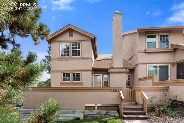 1854 Brookdale Drive, Colorado Springs, CO 80918 (#7873833) :: The Treasure Davis Team