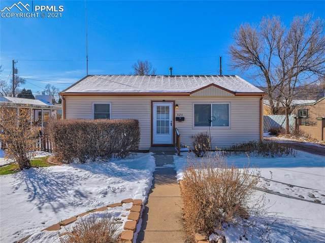 525 E St Elmo Street, Colorado Springs, CO 80905 (#7874096) :: Action Team Realty