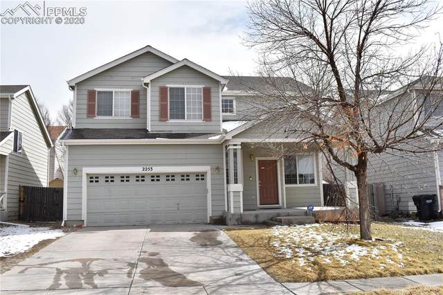 2253 Sage Grouse Lane, Colorado Springs, CO 80951 (#7874811) :: The Kibler Group