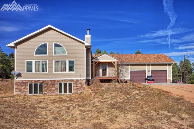 9380 Pine Cone Road, Colorado Springs, CO 80908 (#7875744) :: Jason Daniels & Associates at RE/MAX Millennium