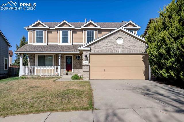7920 Ferncliff Drive, Colorado Springs, CO 80920 (#7876483) :: The Daniels Team