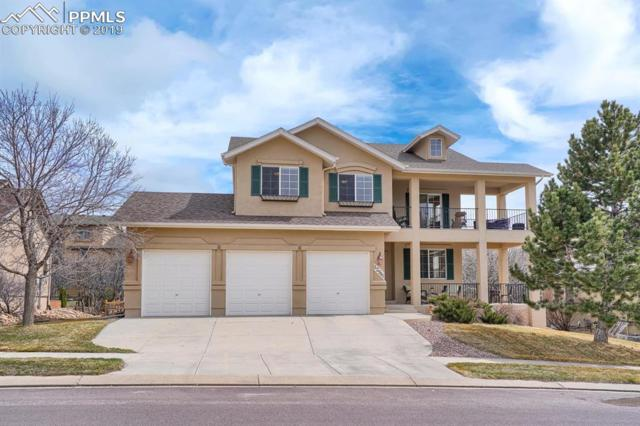 12941 Serenity Park Drive, Colorado Springs, CO 80921 (#7876489) :: Jason Daniels & Associates at RE/MAX Millennium