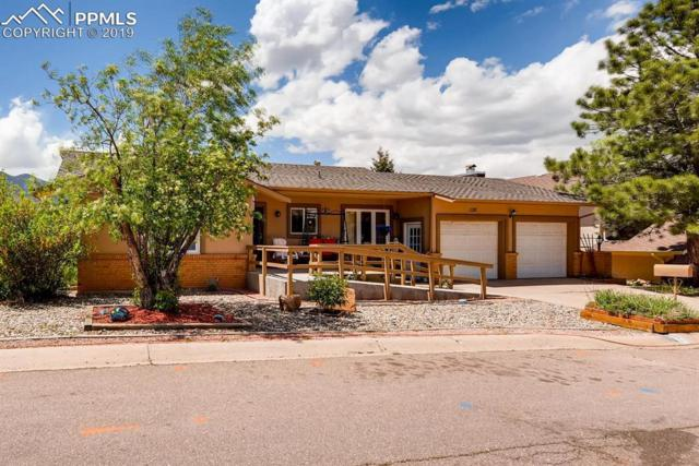 130 Palisade Circle, Manitou Springs, CO 80829 (#7880985) :: The Treasure Davis Team