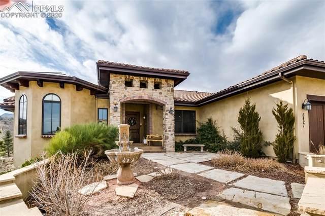 6421 Farthing Drive, Colorado Springs, CO 80906 (#7882328) :: Finch & Gable Real Estate Co.