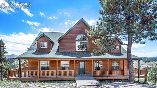 261 Utah Way, Florissant, CO 80816 (#7882718) :: The Harling Team @ Homesmart Realty Group