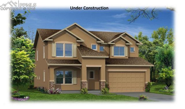 9099 Pennycress Drive, Calhan, CO 80925 (#7886778) :: The Peak Properties Group
