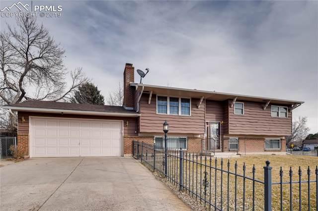 4603 Bella Drive, Colorado Springs, CO 80918 (#7887257) :: The Kibler Group