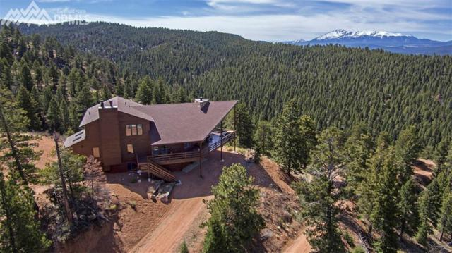 270 Spruce Road, Woodland Park, CO 80863 (#7887891) :: Fisk Team, RE/MAX Properties, Inc.