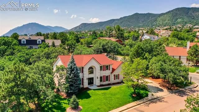 2865 Halleys Court, Colorado Springs, CO 80906 (#7889005) :: The Treasure Davis Team | eXp Realty