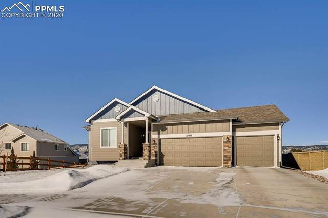 17986 White Marble Drive, Monument, CO 80132 (#7889674) :: Jason Daniels & Associates at RE/MAX Millennium