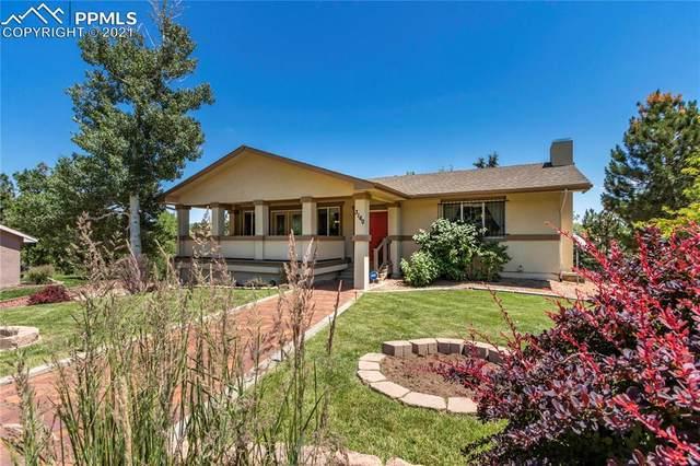 3160 Wesley Place, Colorado Springs, CO 80917 (#7892276) :: Fisk Team, eXp Realty