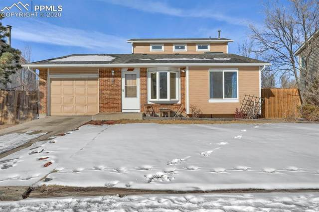 4970 N Nolte Drive, Colorado Springs, CO 80916 (#7892428) :: Tommy Daly Home Team