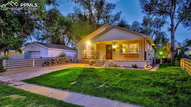 837 E Rio Grande Street, Colorado Springs, CO 80903 (#7893892) :: Venterra Real Estate LLC