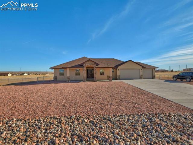 1374 N Gantts Fort Avenue, Pueblo West, CO 81007 (#7894223) :: The Hunstiger Team