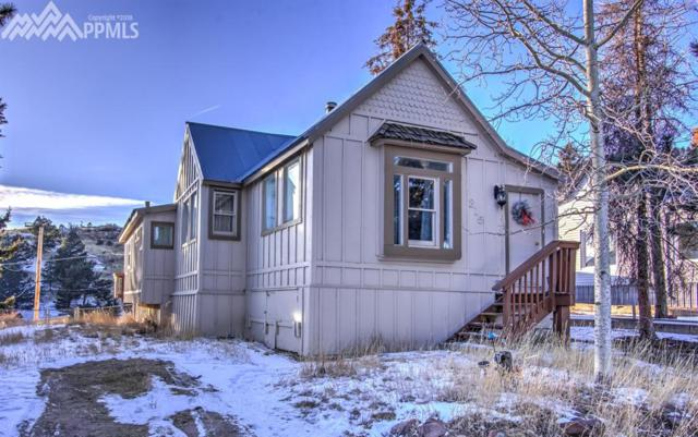 315 S Fifth Street, Victor, CO 80860 (#7894489) :: 8z Real Estate